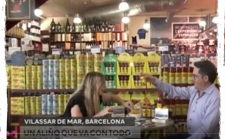 España en Directo -El aperitivo perfecto!